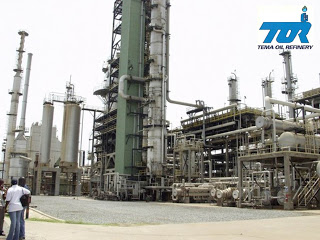 Ghana: Petrol Politics and the Tema Oil Refinery